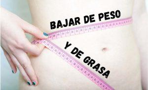 medida de pansa ¨bajar de peso¨