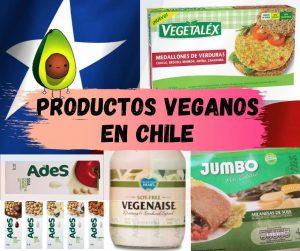 productos veganos en chile
