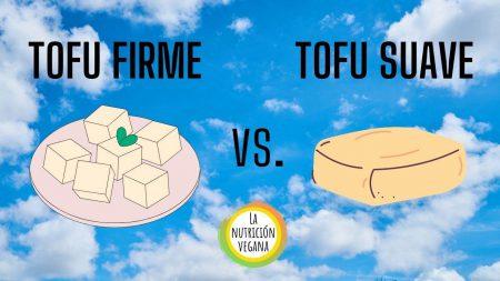 como CON QUE comer el tofu suave o firme