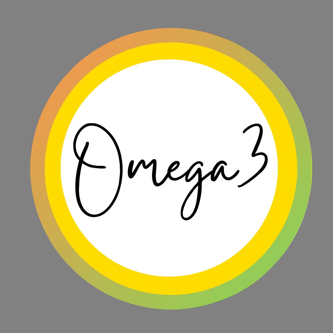 omega 3 logo la nutricion vegana